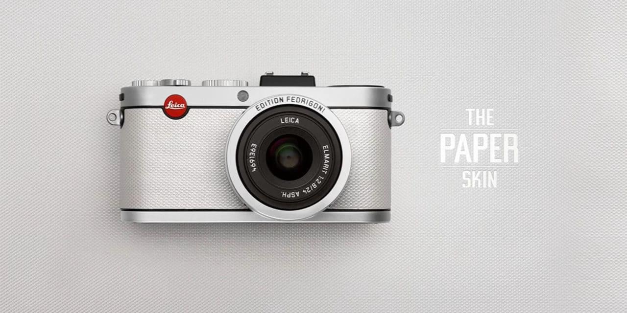 The Paper Skin (FEDRIGONI & Leica)