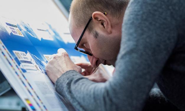 3 kreative Tipps für erfolgreiche Druckprojekte