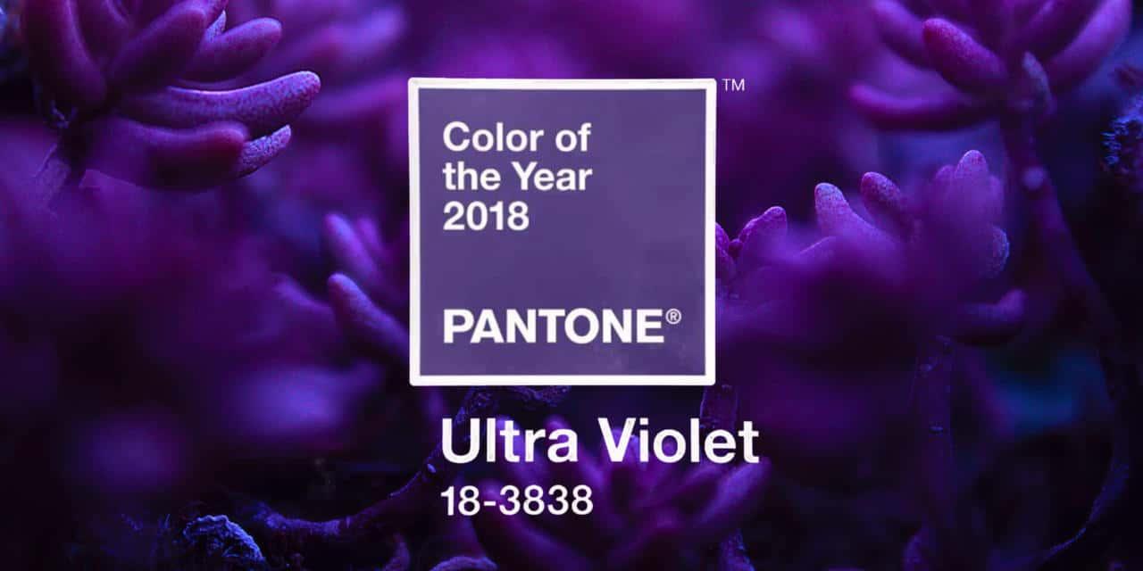 Vielversprechende Farbtrends 2018