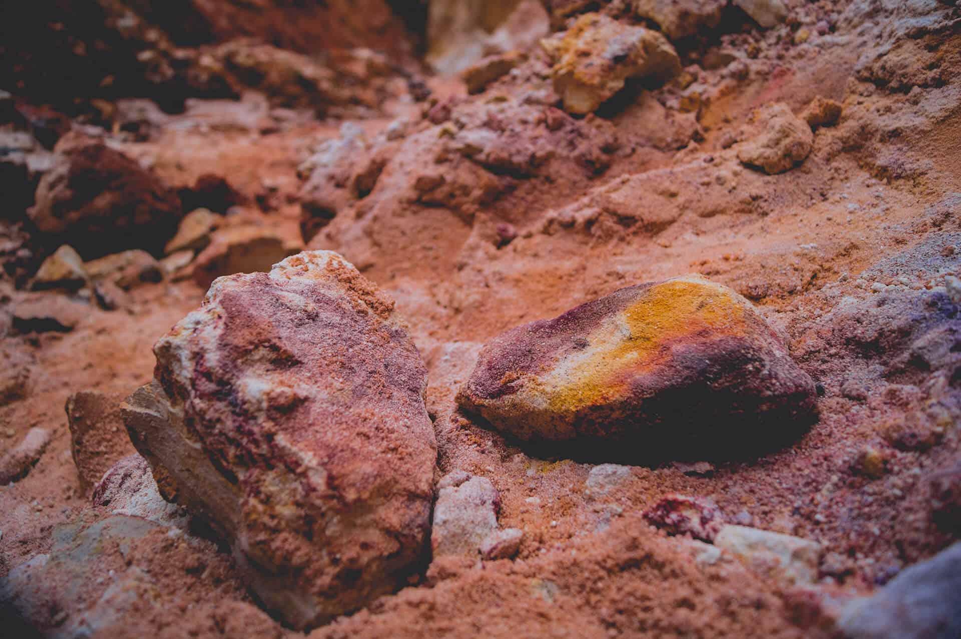 farbtrends steine sand